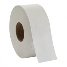 GPC 12798 Generation II Junior Jumbo 2 Ply Toilet Tissue 3.7IN x 1000FT 8 Rolls Per Case