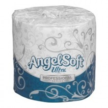 GPC 16560 Angel Soft 2 Ply Toilet Tissue 400 Sheets Per Roll 60 Rolls Per Case