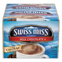 SWM 47491 Swiss Miss Hot Cocoa Mix 50 Packs Per Box