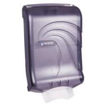 SJMT 1790TBK Oceans Ultrafold Folded Multifold & C-Fold Towel Dispenser
