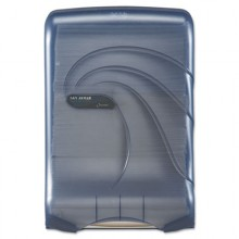 SAN T1790TBL Oceans Ultrafold Folded Towels Dispenser Blue