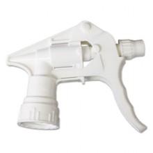 BWK 58108 White Trigger Sprayer for 24 oz Bottles 24 Per Case