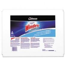 SJN 696502 Powerized Formula Windex Glass/Surface Cleaner, 5gal Bag-in-Box Dispenser