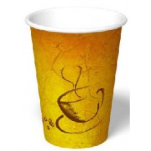 IPRS MR12SOHO 12oz Paper Hot Cups Soho Design No Handle 1000 Per Case