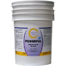 NYC N933500P50 Gold Circle Powerful High Efficiency Powdered Laundry Detergent 50 lbs Per Pail