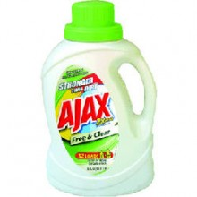 PBC 49551 Ajax Laundry Detergent 2xUltra Free And Clear 6-50 oz Per Case